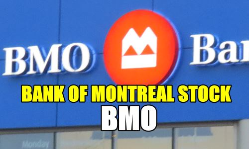Selling Options For Income In Uptrend Of Bank of Montreal Stock (BMO) For Jan 25 2017