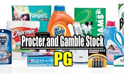 Procter and Gamble Stock PG