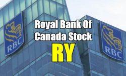 Royal Bank Of Canada Stock RY