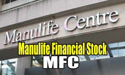 Manulife Financial Stock MFC