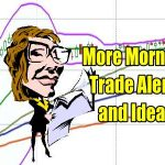 Two More Morning Trade Alerts and Ideas for Oct 1 2020