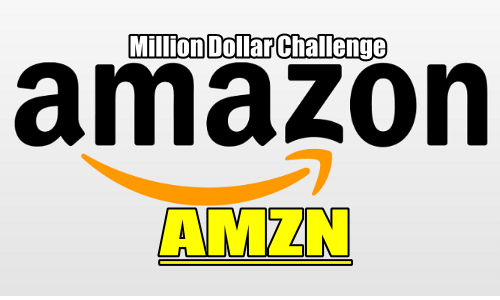 Amazon Stock (AMZN) Million Dollar Challenge Trade Alert – Sep 28 2017