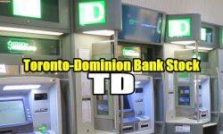 Toronto-Dominion Bank Stock (TD) Trade Alert - Understanding Rescue Strategies - Jun 14 2017
