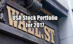 USA Stock Portfolio 2017