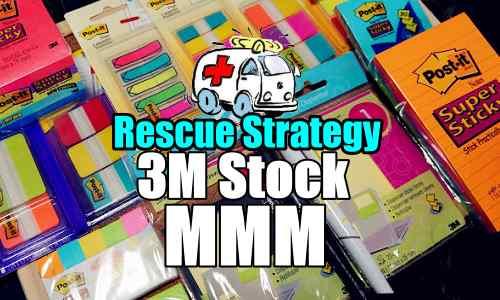 Rescue 3M Stock Trade