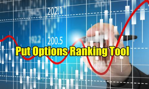 Tutorial – Using The Put Options Ranking Tool For Finding and Trading Stocks