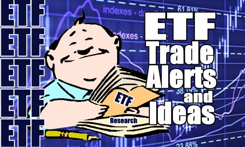 ETF Trade Alerts for Mon Jan 11 2021