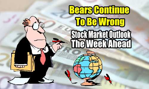 Bears Continue To Be Wrong – Stock Market Outlook For The Third Week of July 2019