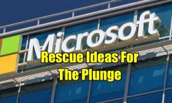 Microsoft Stock - Rescue Ideas For The Market Plunge - Feb 26 2020