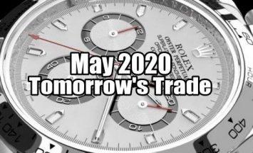 Tomorrow's Trade for May 2020