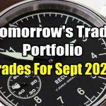 Tomorrow's Trade Portfolio Ideas for Sep 29 2020