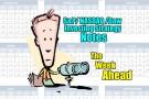 Stock Market Outlook – The Week Ahead – Final Week Of Mar 2017