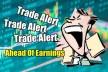 Trade Ahead Of Earnings Alert For Apr 25 2017
