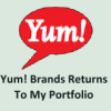 YUM STOCK – Back To Selling Yum Put Options