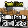 Profiting From The Decline Of Caterpillar Stock
