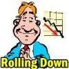 Controlling Losses By Rolling Naked Puts Down