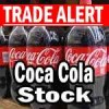 Coca Cola Stock (KO) Trade Alert for Jul 28 2016