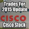 Cisco Stock (CSCO) Trades For 2015 Update – Apr 11 2015