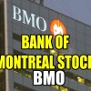 Selling Put Options For Income In Bank of Montreal Stock – Sep 16 2016