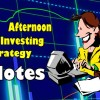 Afternoon Investing Strategy Notes, Comments and Trade Alerts for Oct 24 2016