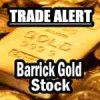 Barrick Gold Stock (ABX) Trade Alert Apr 26 2013