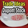 DuPont Stock Put Selling Trade Idea