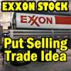 Exxon Stock Trade Idea For Third Week of April 2013