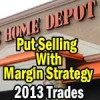 Home Depot Stock Trades for 2013