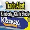 Kimberly-Clark Stock Trade Alert – May 21 2013