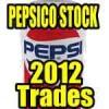 PepsiCo Stock 2012 Trades (PEP)