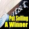 Put Selling A Winning Stock – T Stock