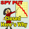 SPY PUT Trade Closed – Here's Why