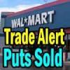 Walmart Stock – Put Selling Trade Alert