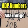 Market Timing System Says Stay Invested but ADP Payroll Numbers Are Flashing Warnings – July 2 2014