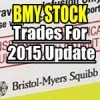 Adding To The Profits – Bristol-Myers Squibb Stock Trades For 2015 Update – Mar 24 2015
