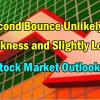 Stock Market Outlook for Aug 15 2017 – Second Bounce Unlikely – Lower Close Expected