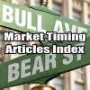 Market Timing Articles Index