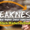 Stock Market Outlook for Thu Aug 9 2018  – More Weakness But Higher