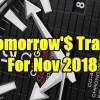 Tomorrow's Trade Portfolio Ideas for Fri Dec 14 2018