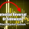 Stock Market Outlook for Tue Jan 8 2019 – Potential Reversal or Sideways Move