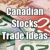Outcome Of 6 Canadian Stocks Trade Ideas for Thu Mar 21 2019