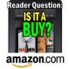 Amazon Stock – Is It A Buy?