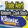 Kimberly-Clark Stock Trade Alert – May 21 2013