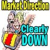 Market Direction Outlook For Feb 26 2013 – Clearly Down
