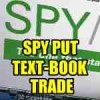 Spy Put Options Trade Is Text-Book On June 4 2013