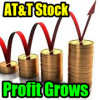 AT&T Stock Put Selling Profits Grow