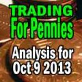 Trading For Pennies Strategy Oct 9 2013