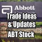 ABT Stock trade ideas and updates