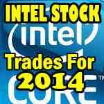 Intel trades trades for 2014