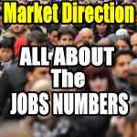 market direction on Weekly Initial Unemployment Insurance Claims